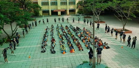 Khai mạc Hội trại tiếng Anh Nam Sài Gòn 2019