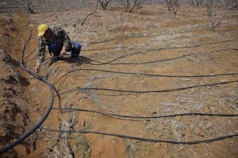Trung Quốc  cần 440 tỷ USD để làm sạch môi trường nông thôn