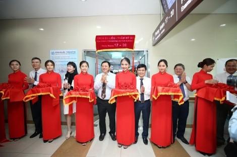 Khai trương Khoa Da liễu – Thẩm mỹ da Bệnh viện Đại học Y Dược TP.HCM