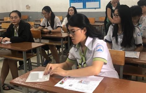Giải đề thi môn văn thi THPT quốc gia 2019