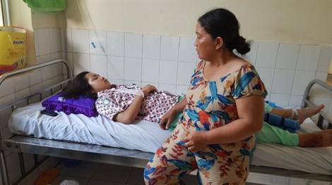 Nữ sinh trường chuyên không thể thi THPT quốc gia vì tai nạn giao thông