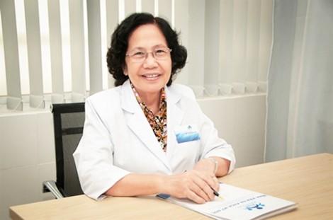 Giáo sư - bác sĩ Nguyễn Thị Ngọc Phượng: 'Rất nhiều trí thức đã không chọn ở lại...'