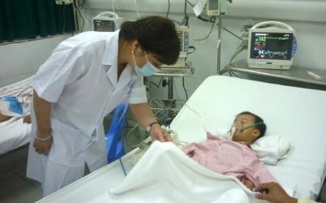 Viêm não Nhật Bản khiến trẻ mất ý thức vì biến chứng thần kinh