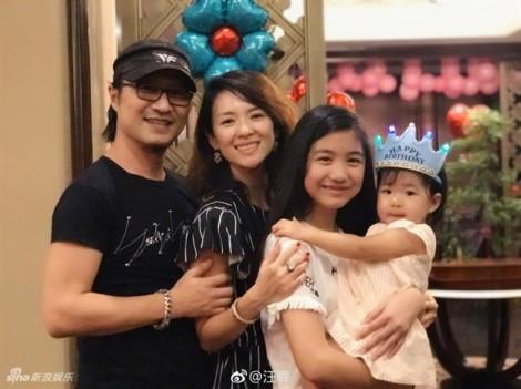 Vợ cũ lên tiếng bóng gió giữa tin đồn Uông Phong và Chương Tử Di chuẩn bị đón con thứ hai