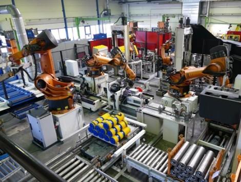 20 triệu người sẽ thất nghiệp vì robot trong 10 năm tới