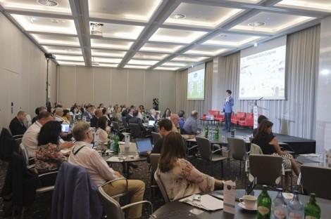 Vinamilk trình bày về xu hướng organic tại Hội nghị Sữa toàn cầu 2019 tại Bồ Đào Nha