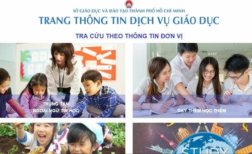 TP.HCM se cong khai nhung don vi giao duc khong phep, kem chat luong