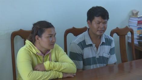 Vợ bị bắt vì chở chồng đến địa điểm trộm cắp tài sản