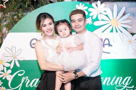 Vân Trang: Hạnh phúc gia đình là tất cả