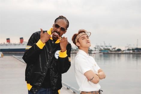 Huyền thoại rap Snoop Dogg xuất hiện không thể nhạt hơn trong MV khủng của Sơn Tùng M-TP