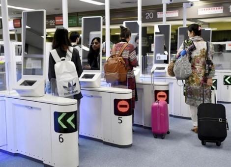 Nhật Bản áp dụng công nghệ nhận diện khuôn mặt tại nhiều sân bay