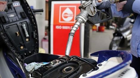 Xăng, dầu tăng gần 500 đồng mỗi lít từ 16h30