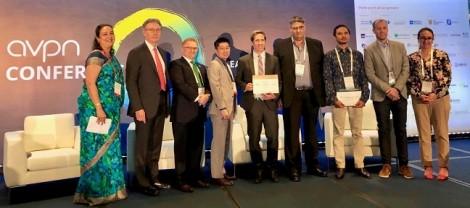 """Quỹ Prudence và Mạng lưới từ thiện Liên doanh châu Á (AVPN) thông báo kết quả cuộc thi """"Đổi mới công nghệ khắc phục thiên tai"""""""