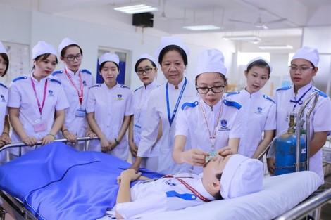 25,5 điểm trúng tuyển ngành y khoa Trường đại học Nguyễn Tất Thành