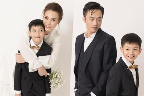 Điều đặc biệt thú vị trong bộ ảnh cưới của Cường đô-la và Đàm Thu Trang