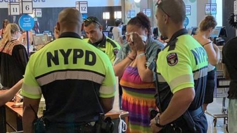 Cảnh sát New York 'mềm lòng' trước kẻ trộm cửa hàng