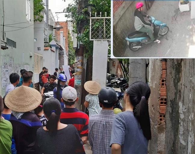 Camera giup xac dinh nhanh nghi pham giet nu sinh vien 19 tuoi o quan Binh Thanh