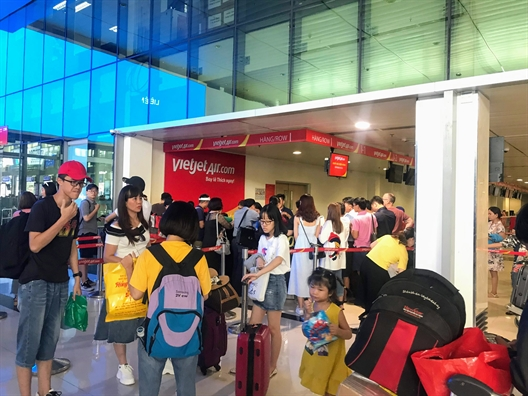 Khong phai Vietjet Air,  Jetstar Pacific moi la hang hang khong co ty le delay nhieu nhat