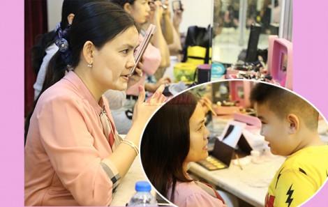 Clip: Nghệ sĩ Trinh Trinh nói về sự khác biệt với Kim Tử Long khi dạy con