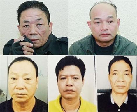Ông trùm 'bảo kê' chợ Long Biên cùng 4 đàn em chuẩn bị hầu tòa