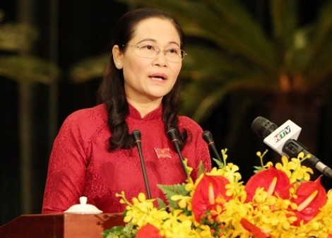 Bí thư Nguyễn Thiện Nhân yêu cầu tập trung lập lại trật tự xây dựng