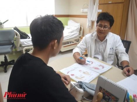 Phòng khám Trung Quốc thu 50 triệu dụ khách kéo thẳng 'cậu nhỏ' nhưng lại cắt bao quy đầu