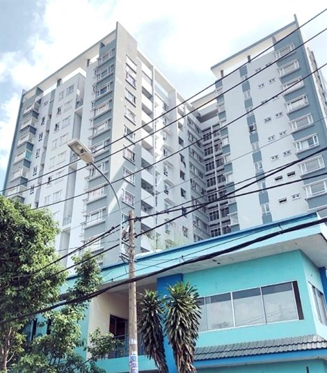 Khách hàng tố Công ty Hoàng Quân ăn bớt diện tích căn hộ