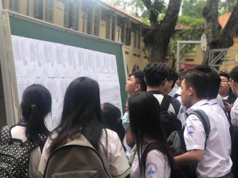 Kết quả thi THPT quốc gia 2019: Điểm trung bình các môn cao hơn năm 2018