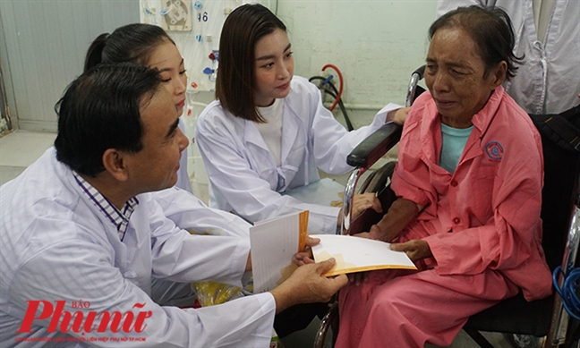 Do My Linh- Hoa hau Viet Nam dau tien dang ky hien tang