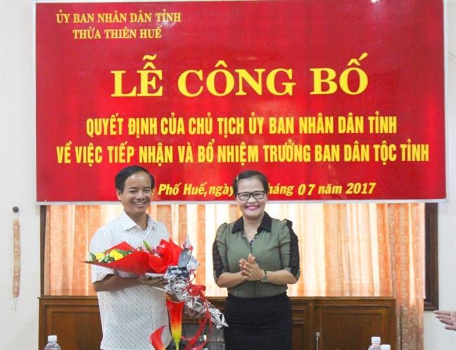 Mot ban co 10/15 nhan su lam... lanh dao