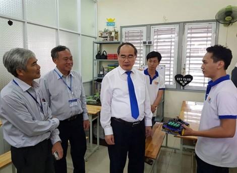 Trường đại học Sài Gòn chính thức được đào tạo giáo viên dạy liên môn