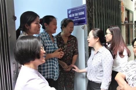 TP.HCM có nhiều mô hình hay góp phần bảo vệ an toàn cho phụ nữ và trẻ em