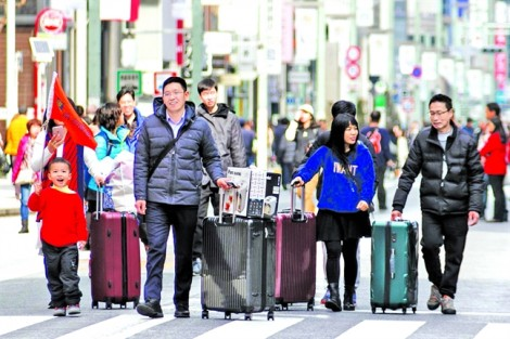Dân số Nhật giảm, dân Việt, Hàn… đổ sang Nhật