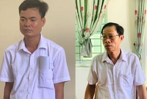 Bắt tạm giam hai cán bộ xã 'đút túi' tiền đất của dân