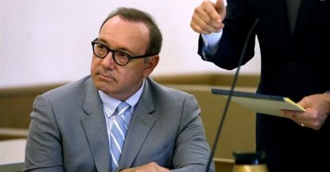 Diễn viên 'ẵm' 2 giải Oscar Kevin Spacey trắng án sau các cáo buộc lạm dụng tình dục