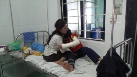 Điều tra nghi vấn bé trai 11 tuổi bị hàng xóm đánh nhập viện