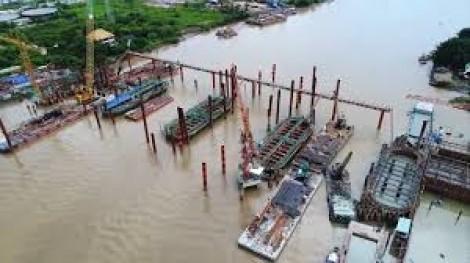 Đầu năm 2020, vận hành dự án chống ngập gần 10.000 tỷ đồng