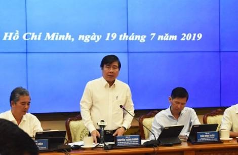 2 năm không thấy nhà máy xử lý rác, ông Nguyễn Thành Phong yêu cầu giám đốc sở cam kết
