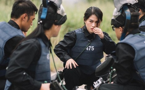 Diễn viên Ngọc Thanh Tâm: 'Nước mắt tôi rơi đã đủ cho 1 năm nay rồi'