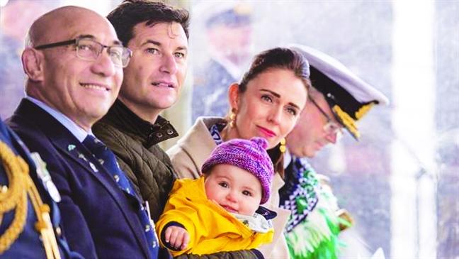 Thu tuong New Zealand: 'Nhieu luc toi thay co loi voi con minh'