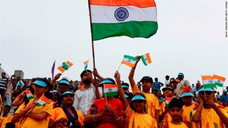 Ấn Độ phóng thành công sứ mệnh Mặt Trăng sau một tuần trì hoãn