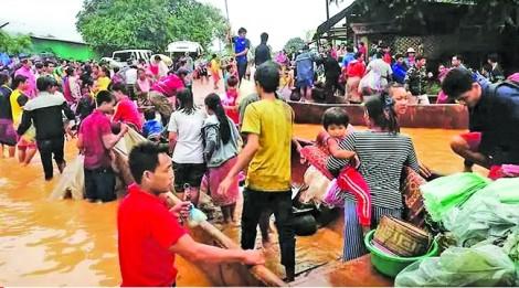 Một năm sau sự cố  vỡ đập, hàng ngàn người dân Lào vẫn chưa thể an cư