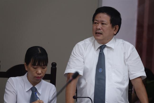 Vai tro cua BQL cho Long Bien nam o dau sau phien toa xu Hung 'kinh'?