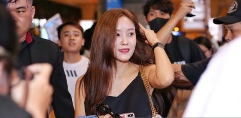 Nhan sắc loạt sao đình đám Kpop đến Việt Nam trong vài ngày qua