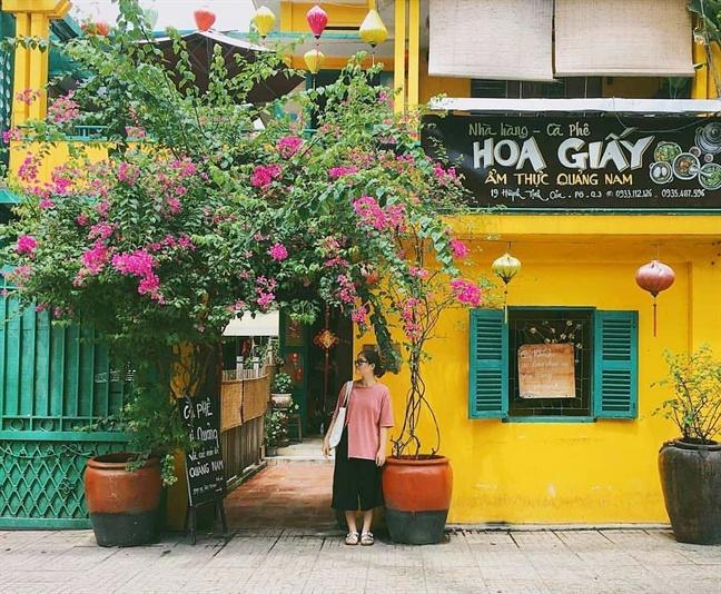 Co mot Hoi An thu nho giua long Sai Gon