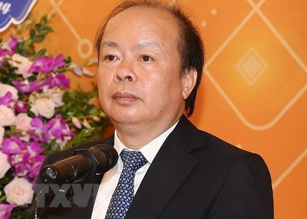 Thu truong Bo Tai chinh Huynh Quang Hai bi ky luat canh cao