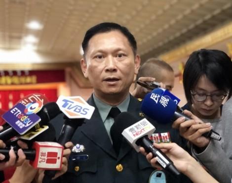 Đài Loan quan ngại việc Trung Quốc tập trận ở eo biển chung