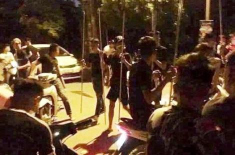 Bắt 7 nghi phạm trong vụ hỗn chiến kinh hoàng ở Thanh Hóa