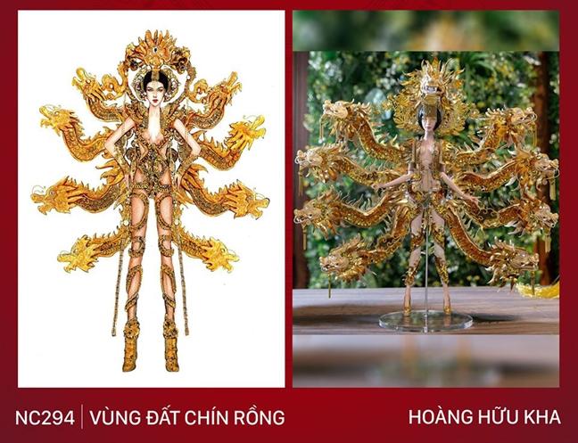 'Ban tho' khong co co hoi khoac len nguoi Hoang Thuy