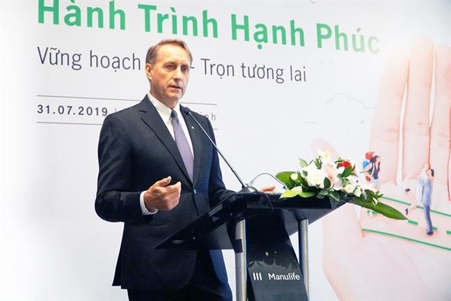 San sang cho tung chang duong cuoc song voi  'Manulife – Hanh trinh hanh phuc'